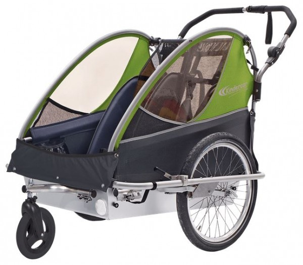 Kindercar Twin XL all inklusiv